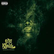 Wiz Khalifa : Rolling Papers CD (2011) ***NEW***