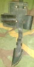 MILITARY VINTAGE CASE FOR HATCHET ??? LEATHER