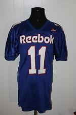 Vintage Reebook Pro Cut Salesman Sample Football Jersey L