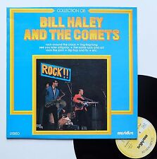 "Vinyle 33T Bill Haley and the Comets  ""Rock !!"""