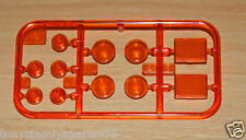 Tamiya 56301 King Hauler/Globe Liner, 0115105/10115105 L Parts, (Orange Lens)