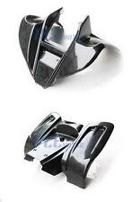 Kazuma Meerkat Front & Rear Fender Set Plastic Redcat 50Cc Black I Aps01+02