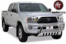 ATU 1998-2004 Toyota Tacoma Stainless Bull Bar Brush Bumper Guard
