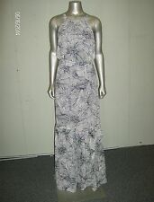 Jessica Simpson Women's Maxi Dress Black & White Size M