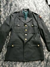 US ARMY Green Dress Uniform Original für Männer Small