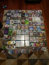 Lot Of 115+ PlayStation, PS2, PS3, XBOX, 360, Wii, GameCube Untested/Not Working