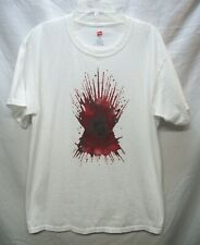 Special Edition Game of Thrones American Red Cross White T-Shirt Men's M