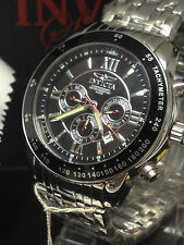 INVICTA 5086 COLLECTION II SPORT CHRONOGRAPH MENS STAINLESS STEEL WATCH NEW $495