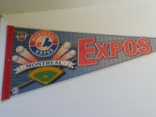 """SPORTS Pennant:  """"Montreal Expos"""" Great Art (Wincraft)"""