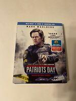 Patriots Day w/ Slipcover (Bluray/DVD, 2016) [BUY 2 GET 1]
