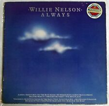LP Willie Nelson Always CBS SBP 237556 Vinyl record