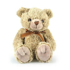 Korimco Chester Teddy Bear [20cm] Soft Plush Toy – Beige NEW