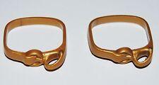 19853 Cinturón espada dorado 2u playmobil,belt,medieval,knight,vikingo,viking