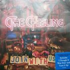 The Feeling - Join With Us (CD) . FREE UK P+P ...............................