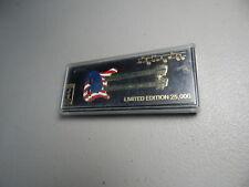 1996 Atlanta Centennial Olymic Games USA Electric Guitar Button Pin