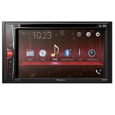 "PIONEER AVH-210EX 6.2"" DOUBLE DIN TOUCHSCREEN CAR STEREO DVD BLUETOOTH STEREO"