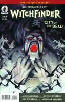 Witchfinder: City of the Dead #5  Dark Horse COVER A 1ST PRINT