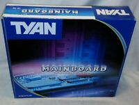 Tyan S7002AG2NR Dual Processor Motherboard AS IS Parts NON WORKING w/ Box