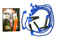 OBX Blue Spark Plug Wires For 00-08 Acura CL TL 3.2L 98-02 Accord 3.0L SOHC