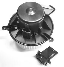 BLOWER FAN MOTOR CABIN Nissan Navara D40 MNT 2005-2009   SUPPLIED WITH RESISTOR