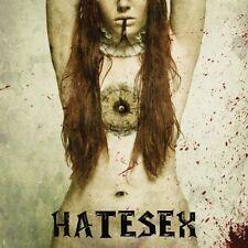 HATESEX A Savage Cabaret, She Said CD 2011