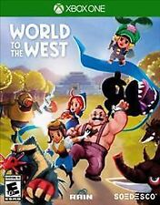 World to the West (Microsoft Xbox One, 2017)