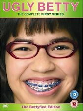 UGLY BETTY : COMPLETE SEASON 1 the bettified edition- DVD - UK Region 2 / sealed