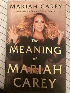 The Meaning of Mariah Carey Hardcover 9781529038958