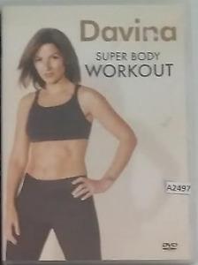 Davina - Super Body Workout DVD