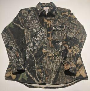 NWOT Mossy Oak Women's XL Lady Silent Stalker Button Up Hunting Shirt
