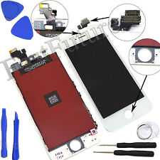 LCD Touch Screen Display Digitizer Assembly Replacement for iPhone 5 White Black