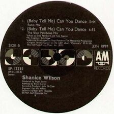 SHANICE WILSON - (Baby Tell Me) Can You Dance