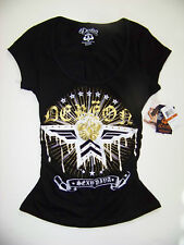 Dereon T-Shirt NWT Size Medium Bling Sexy Diva