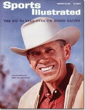 February 25, 1963 Rex Ellsworth Horses and Horse Racing SPORTS ILLUSTRATED A