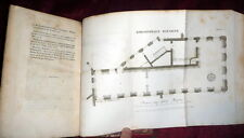 Ancient and Modern Libraries, Bibliotheque Mazarine 1819 Petit - Radel 1stEd