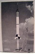 A Shepard Mercury Redstone 3 Astronaut Exhibit Card #12