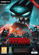 La Venganza De Los Titanes (Pc dvd/mac) Nuevo Sellado