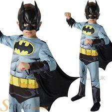 garçons classique BD Livre Batman Super Héros costume déguisement enfant