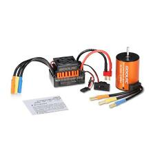 GoolRC Waterproof 3650 3100KV Brushless Motor with 45A ESC Combo Set S6R6