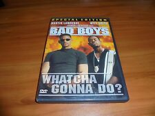 Bad Boys (DVD, 2000 Widescreen Special Edition) Martin Lawrence, Will Smith Used