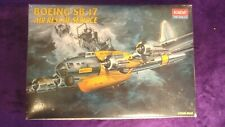Academy 1:72 Boeing SB-17 Air Rescue Service Aircraft Model Kit 2165 SEALED BAGS