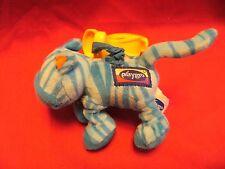 "playgro clip on pram toy vibrating tiger 6"" approx"
