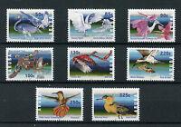 Aruba Birds on Stamps 2016 MNH Herons Egrets Ibis Hummingbirds Ducks 8v Set
