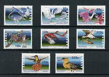 Aruba 2016 MNH Birds 8v Set Herons Egrets Ibis Hummingbirds Ducks Stamps