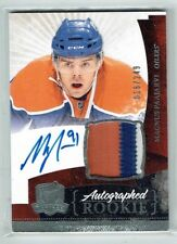 10-11 UD The Cup  Magnus Paajarvi  Auto  Patch  Rookie
