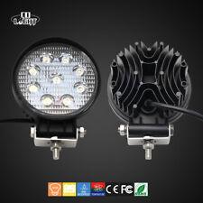 4inch 27w Spot LED Work Light Fog Headlight Offroad Forklift Truck ATV VS 3 5''