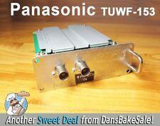 Panasonic TUWF 153 Full Hd Serial Digital Interface 1080p HD SDI