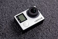 GoPro HERO4 BLACK Edition 4K Action Camera Camcorder CHDHX-401