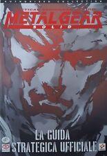 La Guida Strategica Ufficiale - Metal Gear Solid - In Italiano