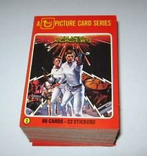 MINT 1977 BUCK ROGERS 88 cards full set Sci-fi Trade Gum from packs